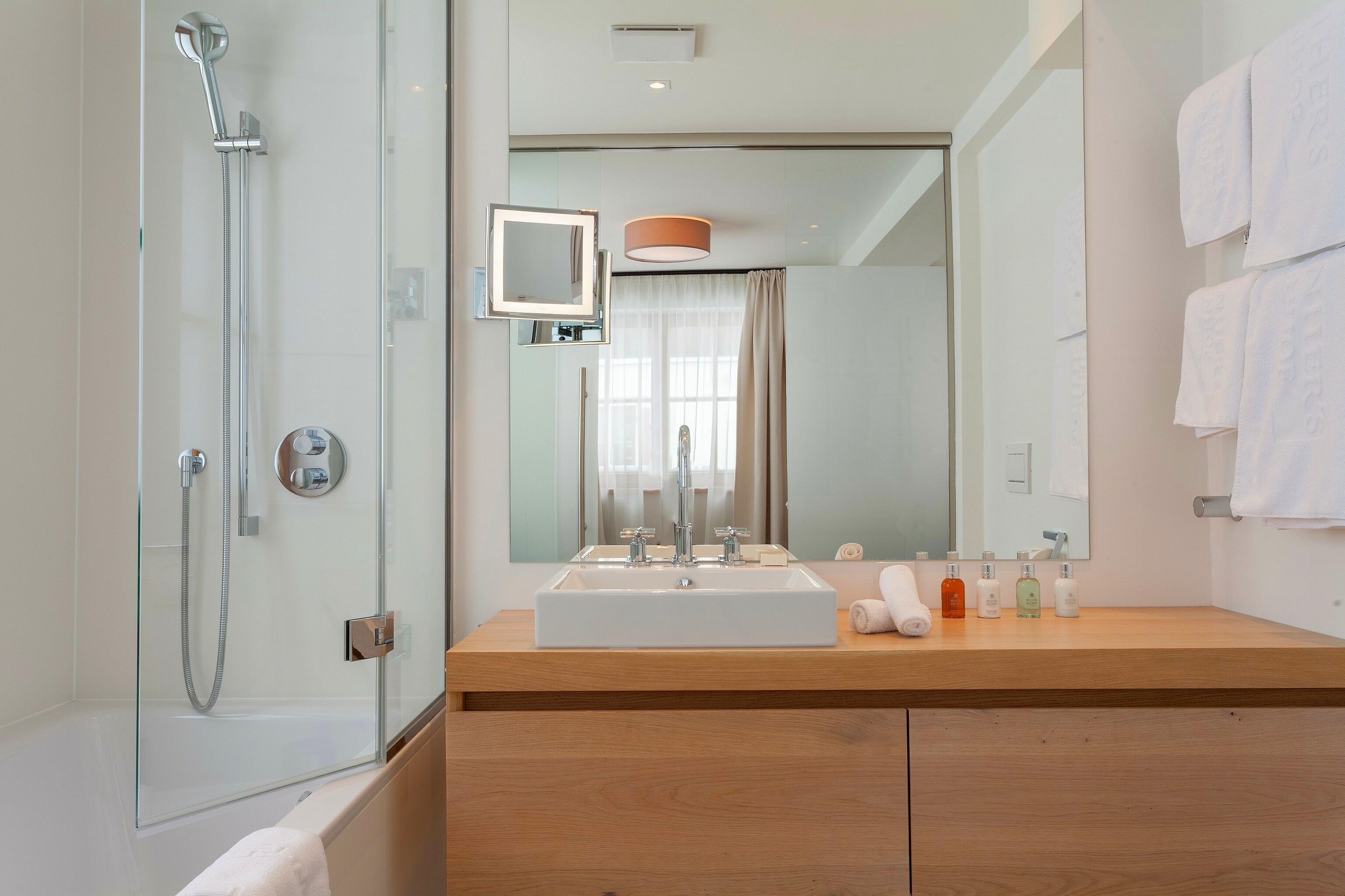 Thurnher's Residences - Apartment 1 - Badezimmer