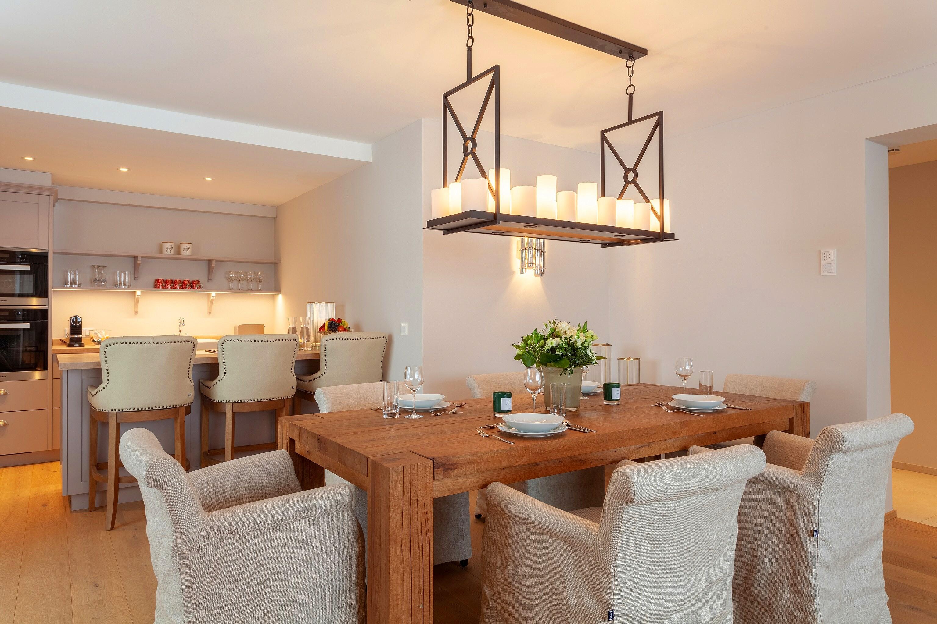 Slider - Apartment 1 - Wohnküche