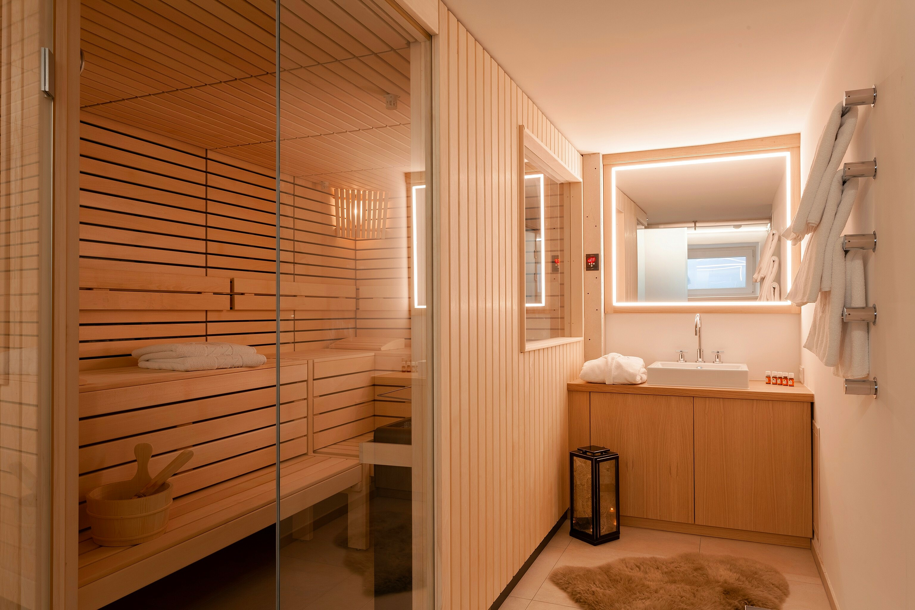 Thurnher's Residences - Apartment 1 - Sauna