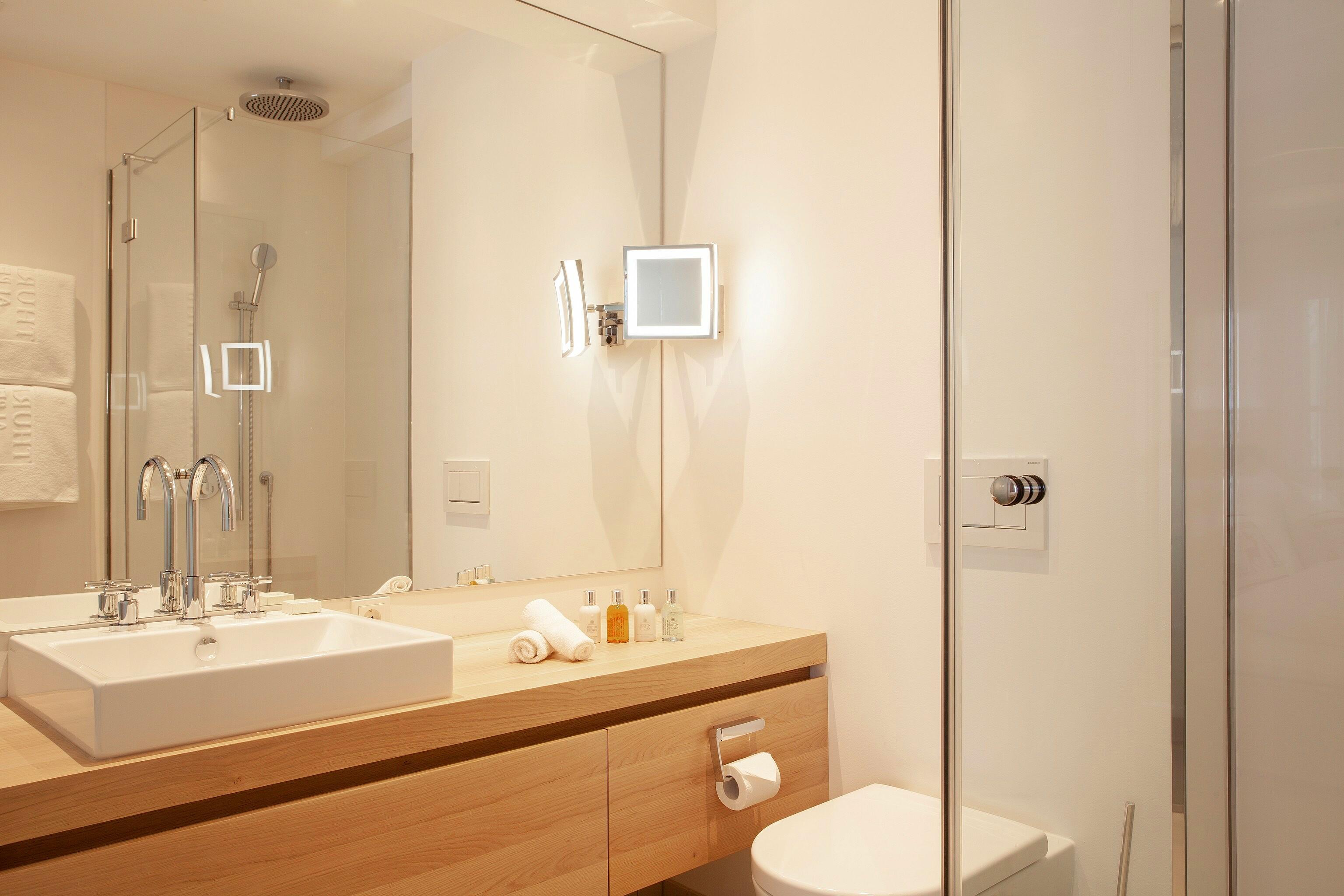 Slider - Apartment 2 - Badezimmer