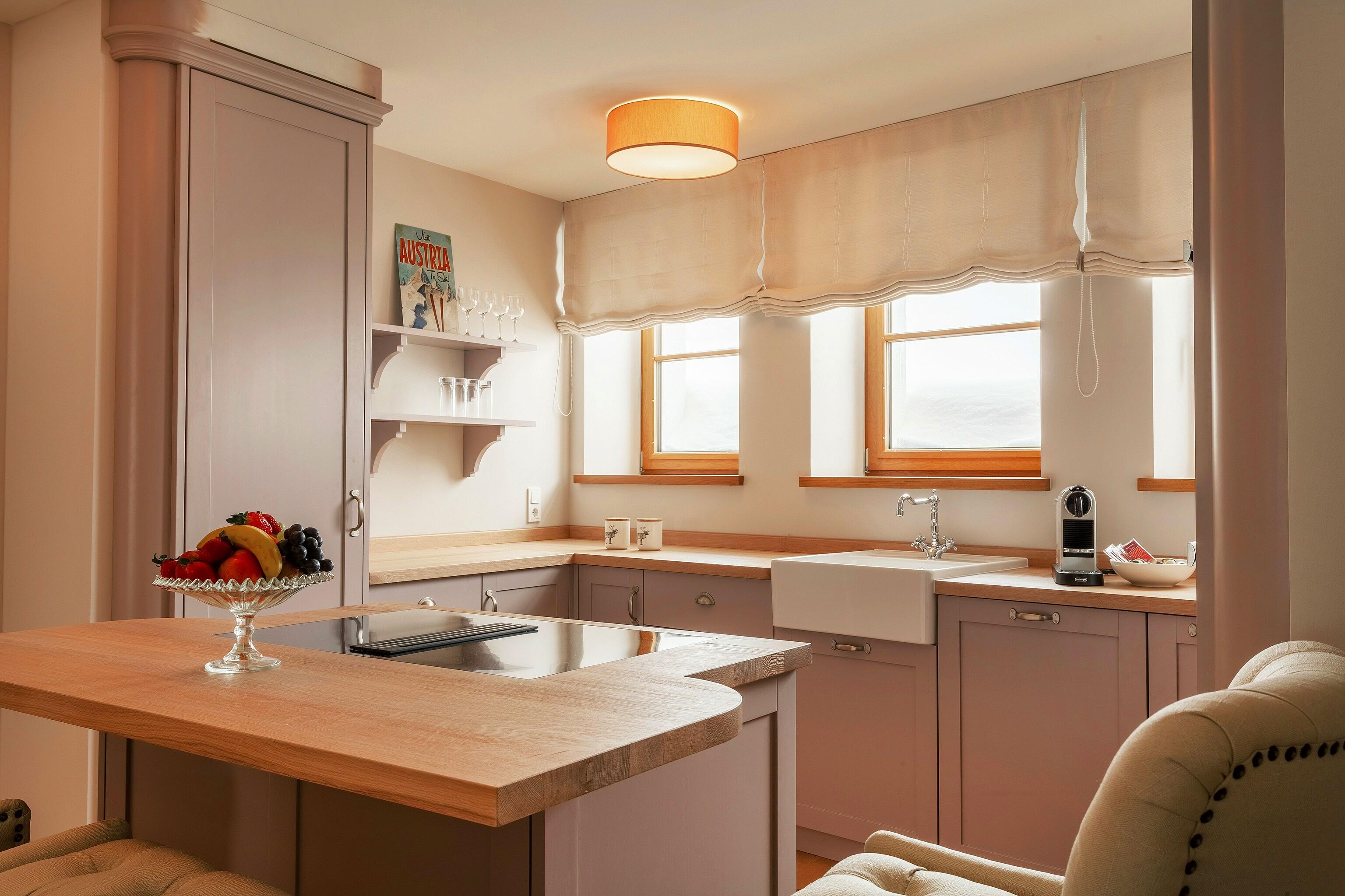 Slider - Apartment 2 - Küche