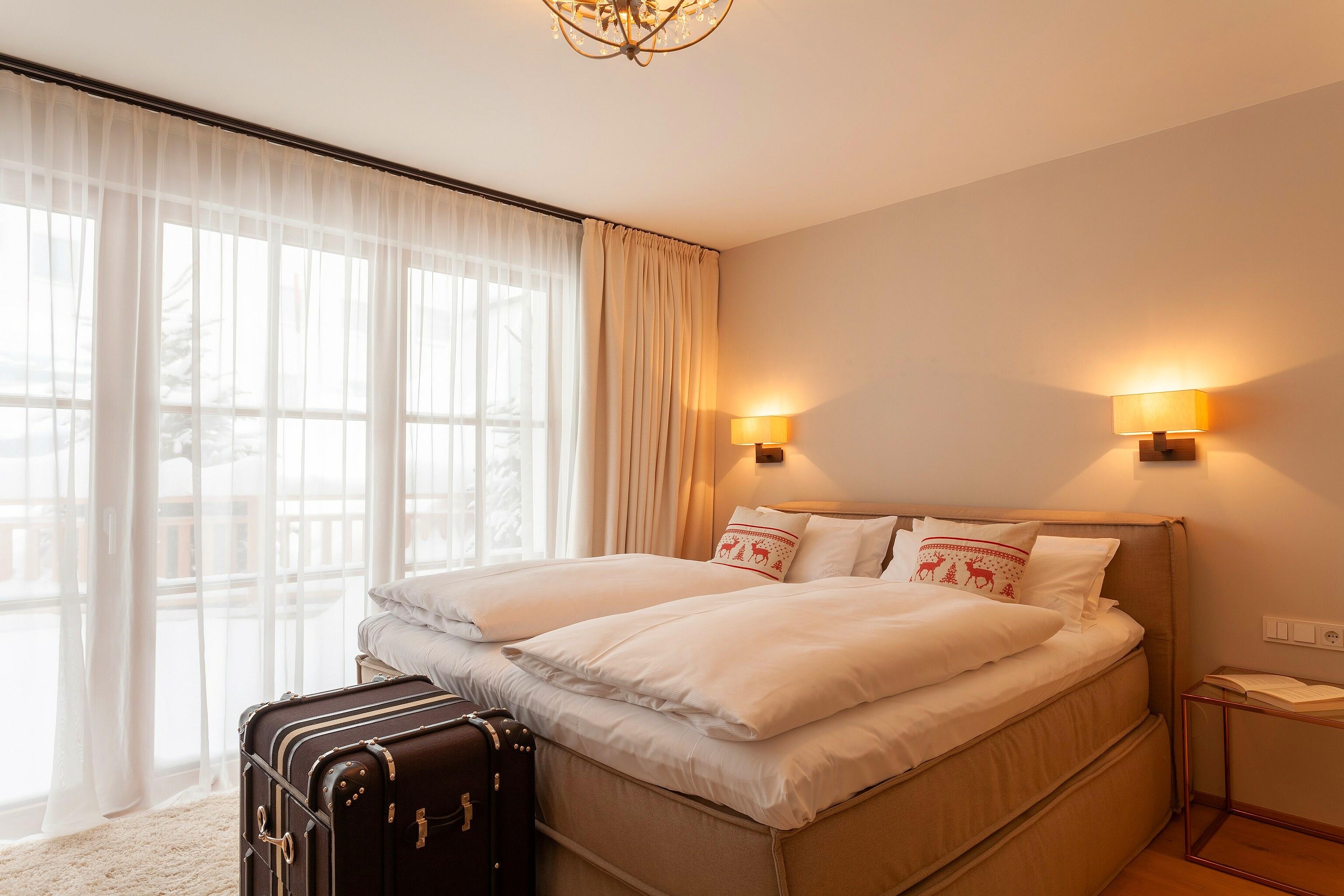 Slider - Apartment 2 - Schlafzimmer