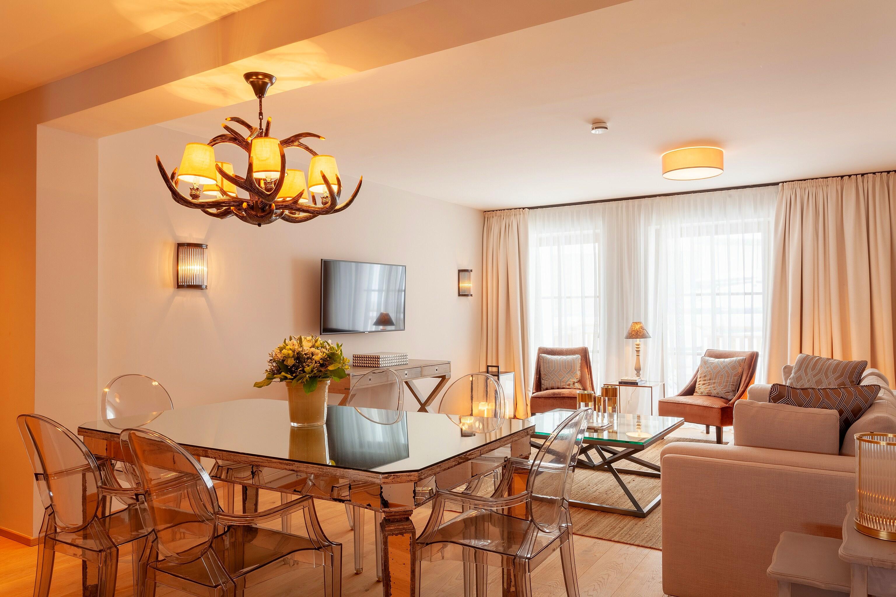 Slider - Apartment 2 - Essbereich