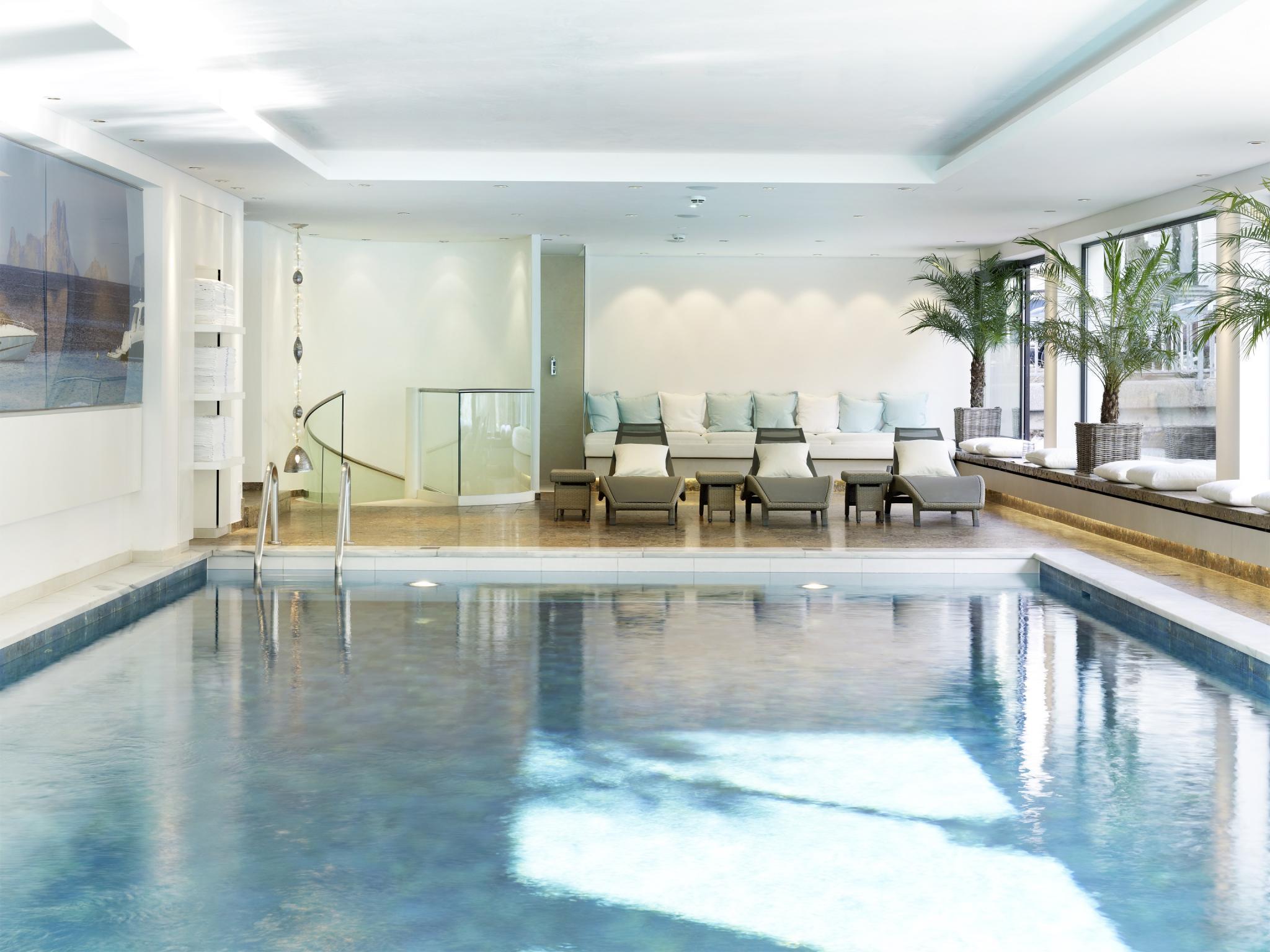 Pool Wellnessbereich