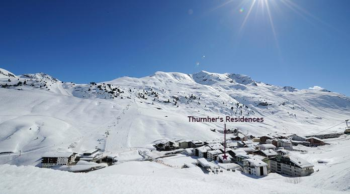 Residences Lage