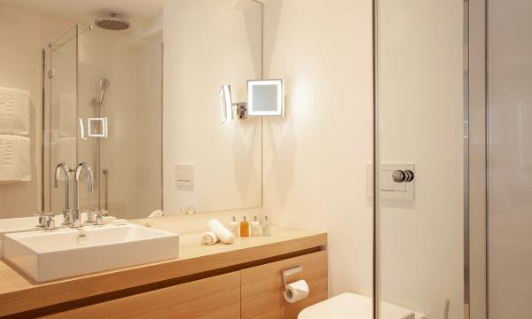 Thurnher's Residences - Apartment 2 - Badezimmer