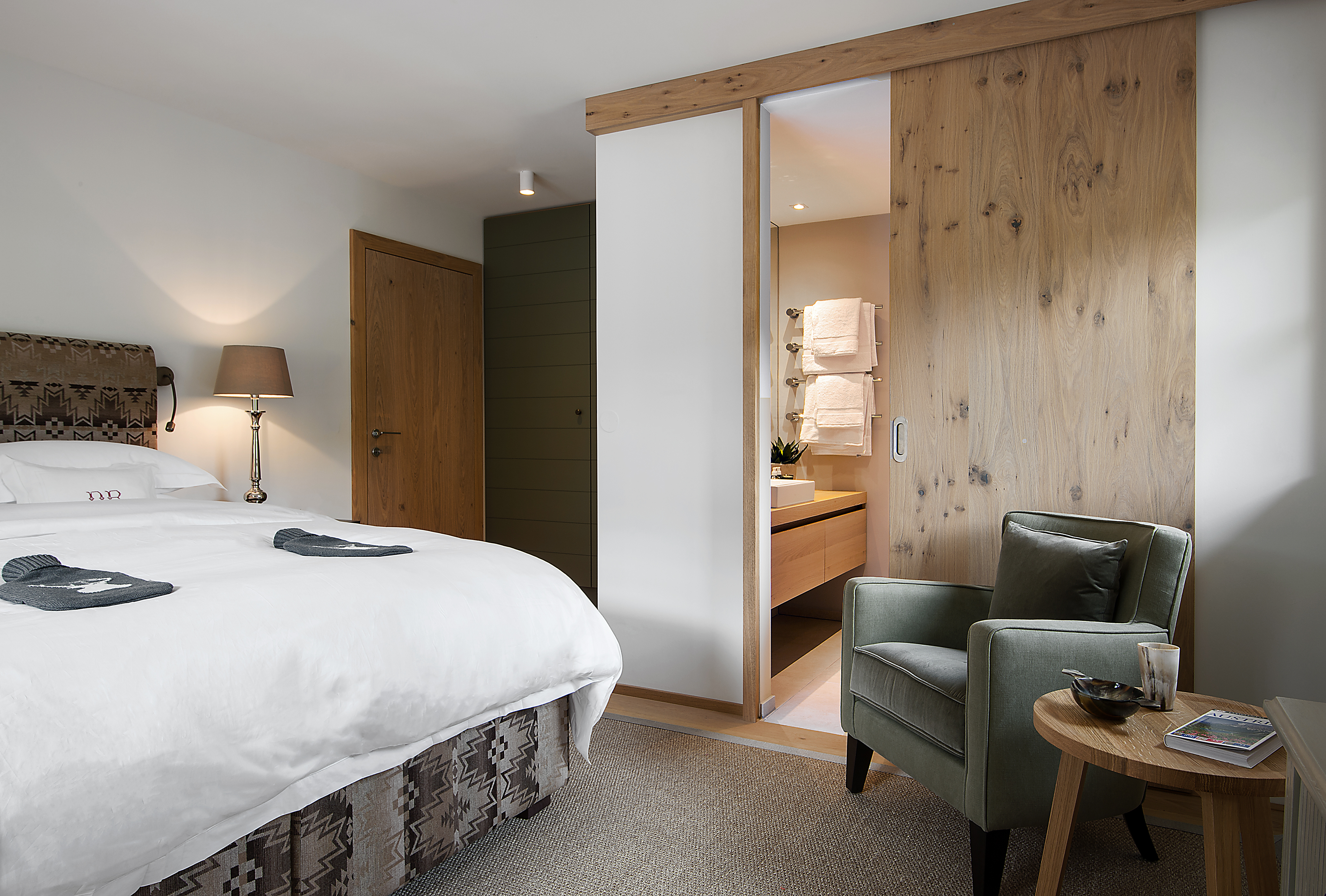 Silder - Apartment 5 - Schlafzimmer